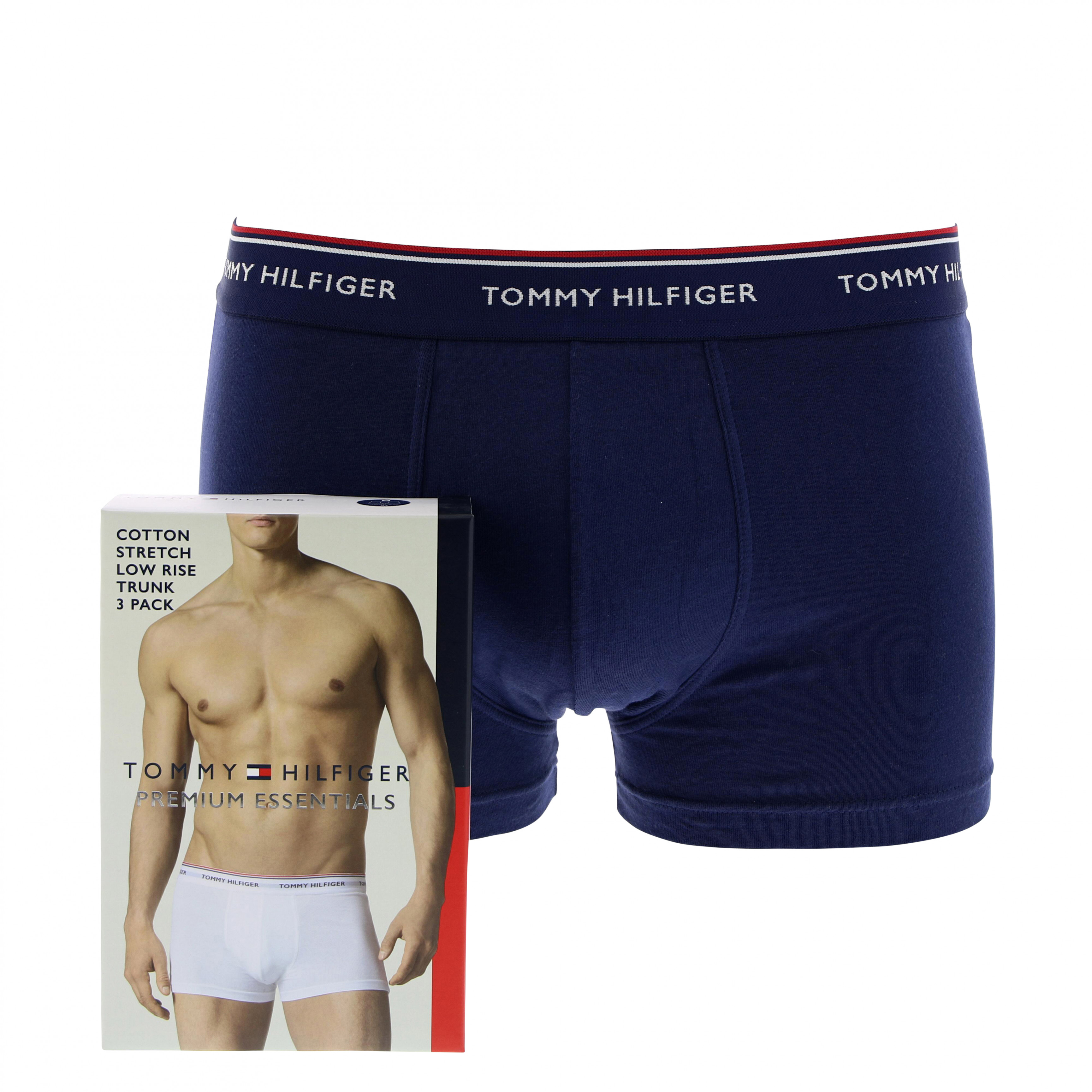Tommy Hilfiger Boxer Blauw Pack